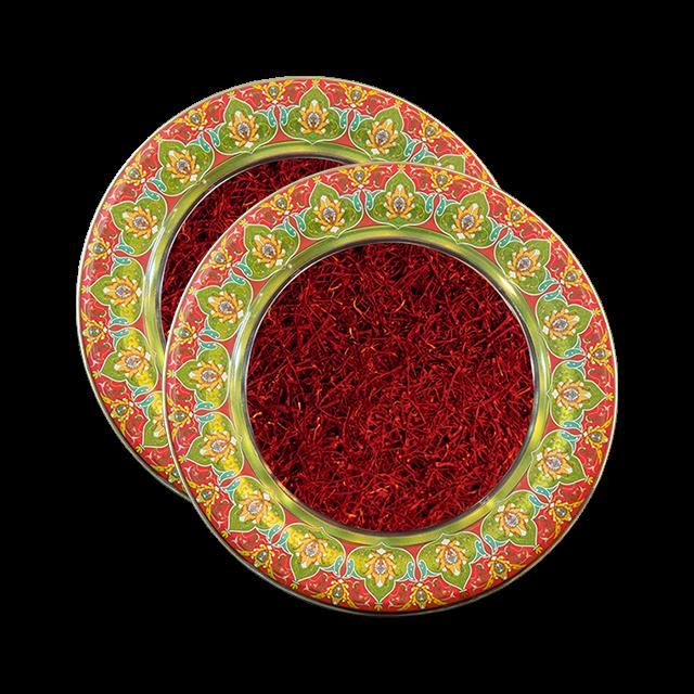 Pushal-Safranfäden 100g Verpackung
