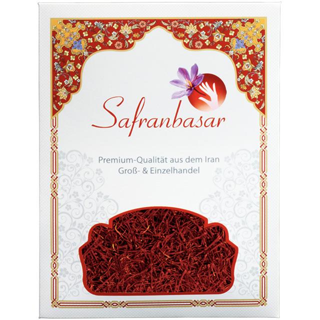 Pushal-Safranfäden 5g Safranbasar