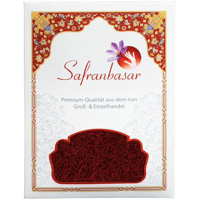Sargol-Safranfäden 5g